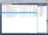 Visual Studio Client - Query Results
